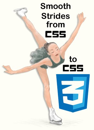 smooth strides from css to css3