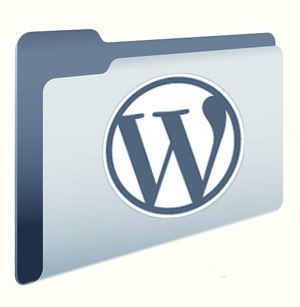 Download WordPress zip file