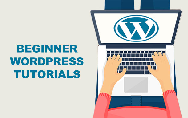 Beginner WordPress Tutorials