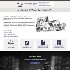 McSwiney Law Firm - New London, NH
