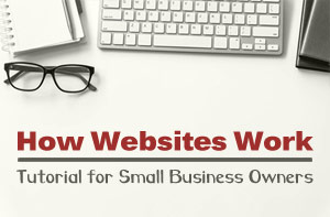 How Websites Work: Small Business Tutorial
