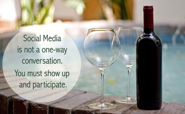 Social Media is not a One-Way Conversation
