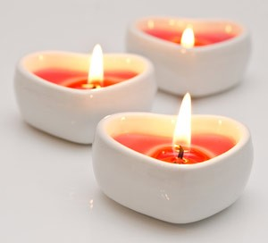 romantic candles