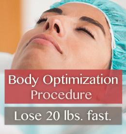 body optimization procedure - lose 20 pounds fast