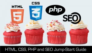 HTML, CSS, PHP and SEO Jump-Start Guide