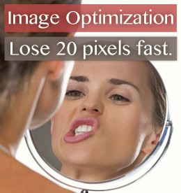 Image Optimization Check: Lose 20 pixels fast.