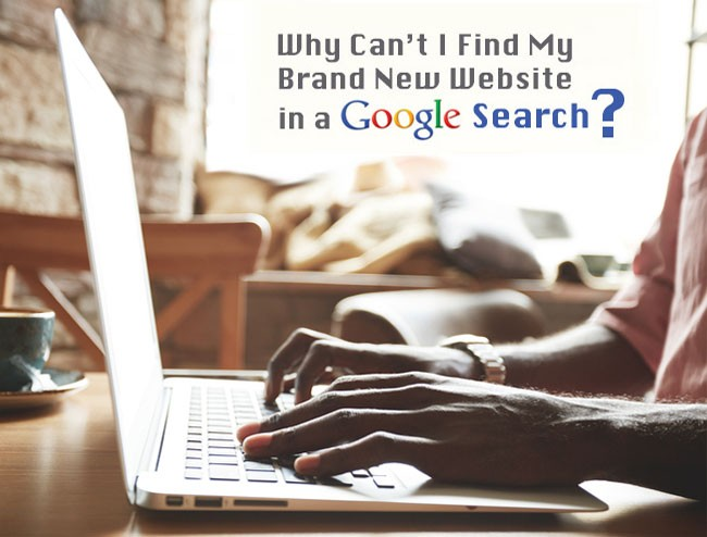 find website in Google search