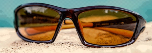 company that Tweets about sunglasses