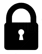 web browser padlock icon