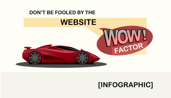 website wow factor title