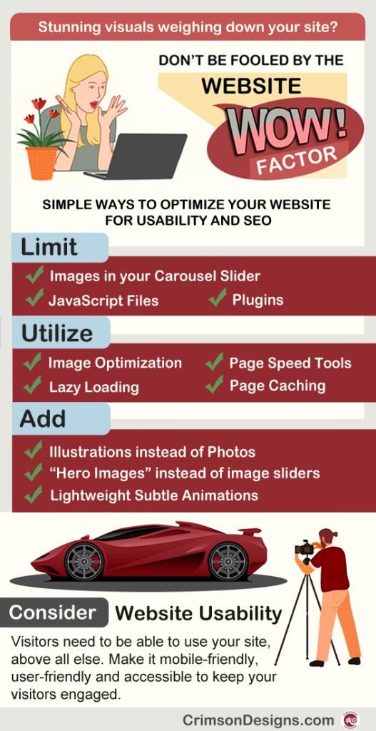 "Website ""Wow"" Factor [Infographic]"