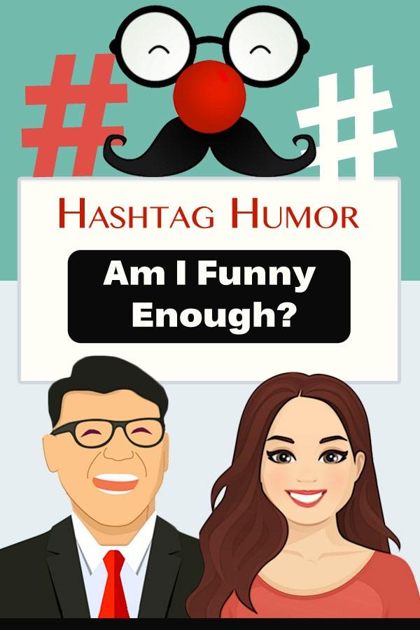 Hashtag Humor - Pinterest