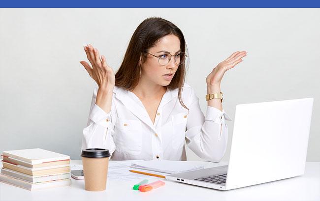 Lost in Facebook