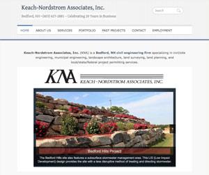 New Hampshire website example