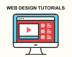 beginner web design tutorials